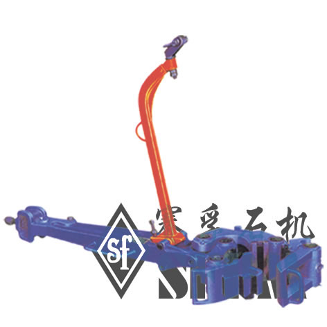 Type B Drilling Manual Tongs